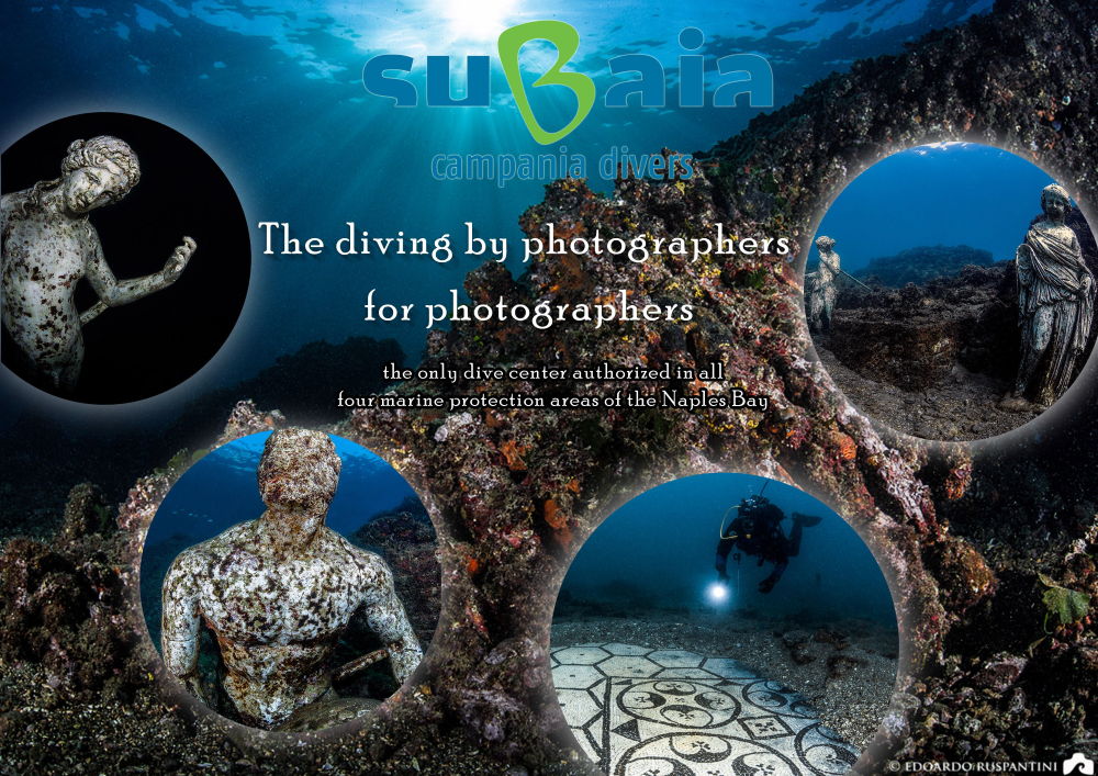 SuBaia the diving by photographers for photographers