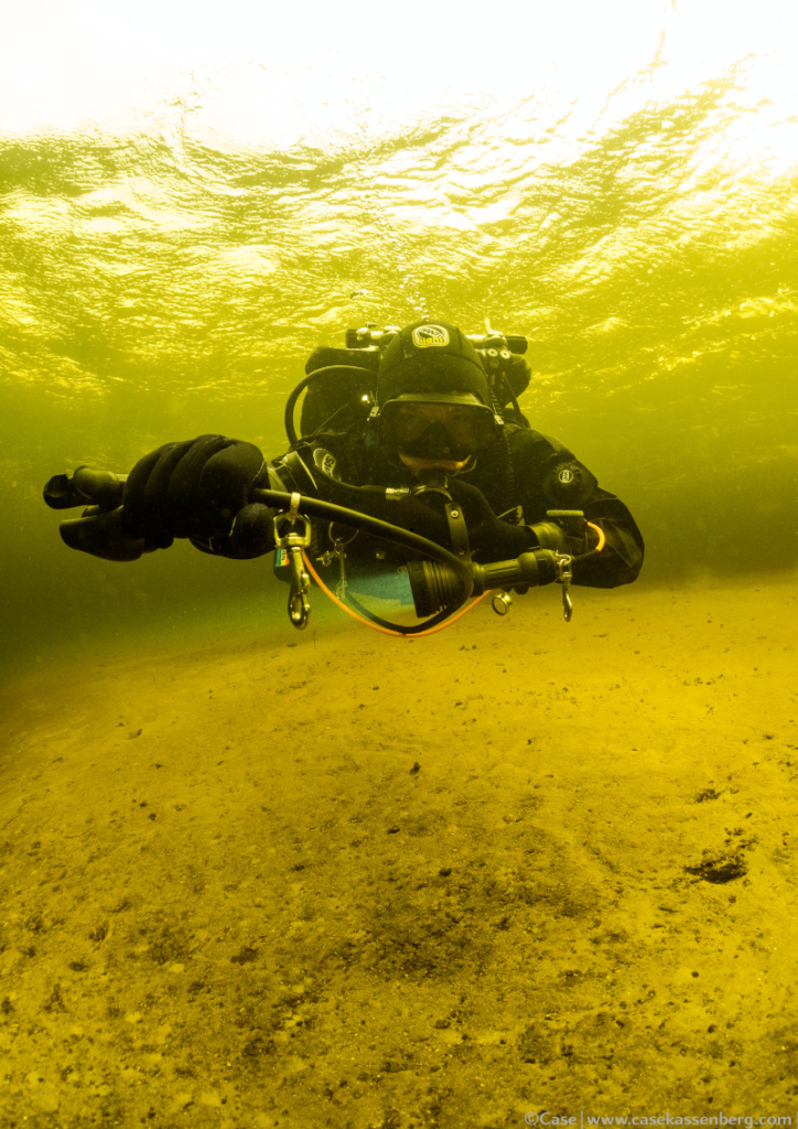 Technical diving 1