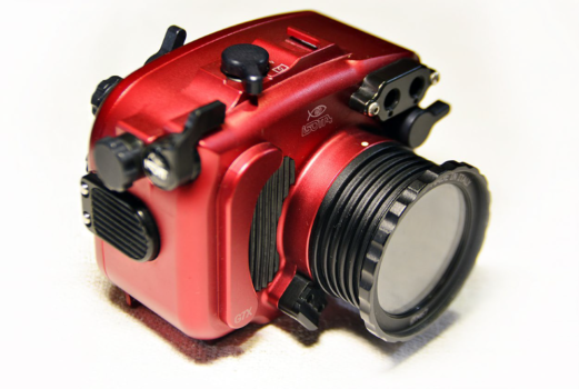 Isotta Housing for Canon G7X