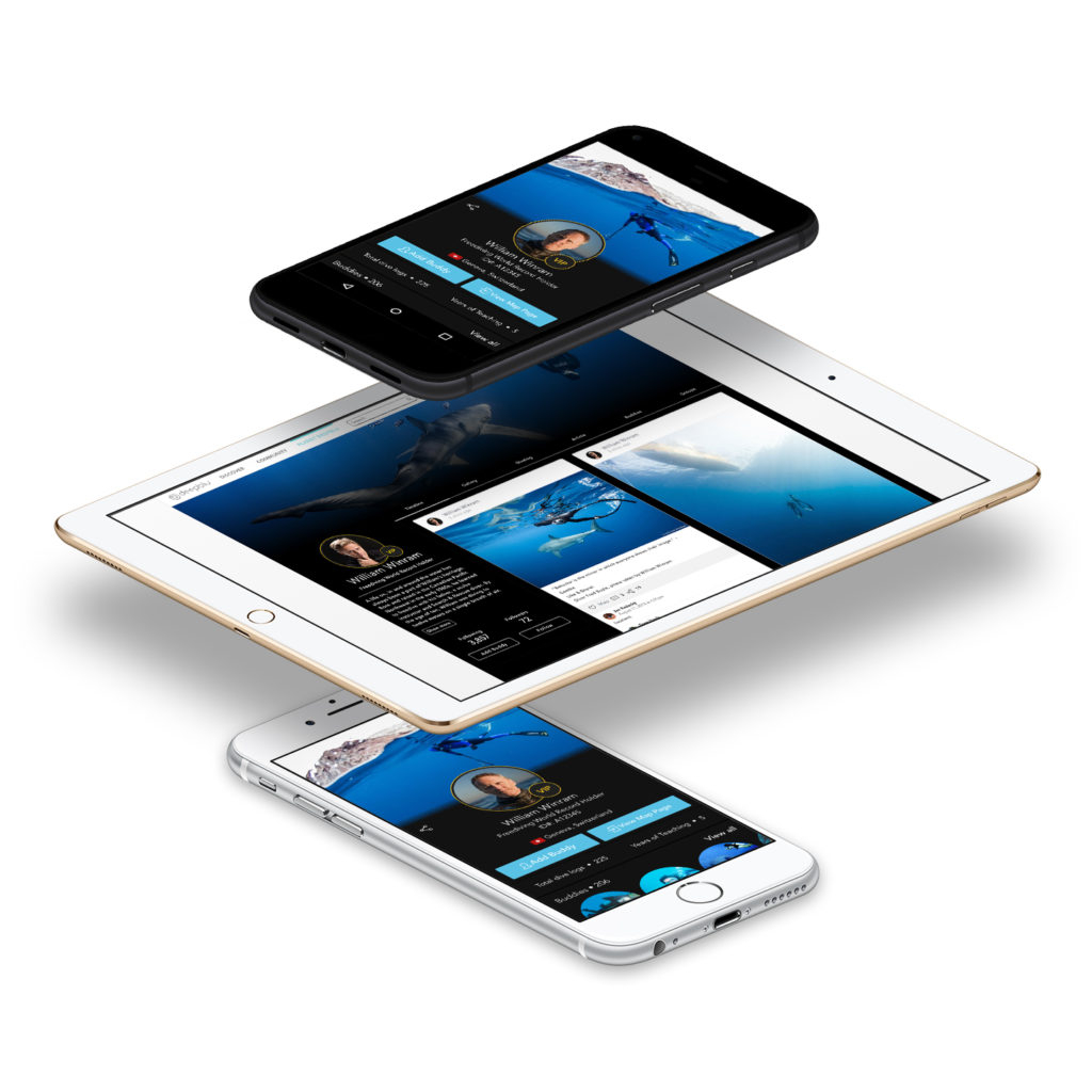 Deepblu for all devices
