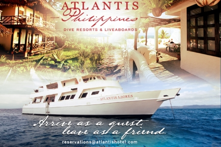 Cover Atlantis Philippines Diving & Resort