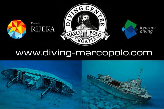 Cover Diving MarcoPolo Diving