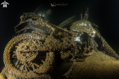 The Wreck motorcycle