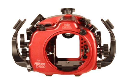 Isotta housing for Nikon D500