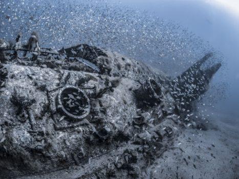 Hatteras wreck of U352